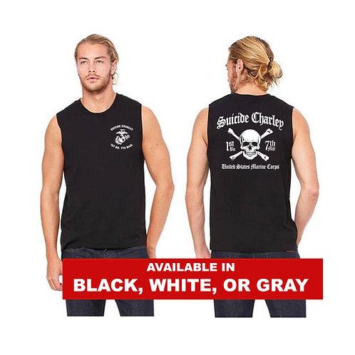Sleeveless Workout Shirt