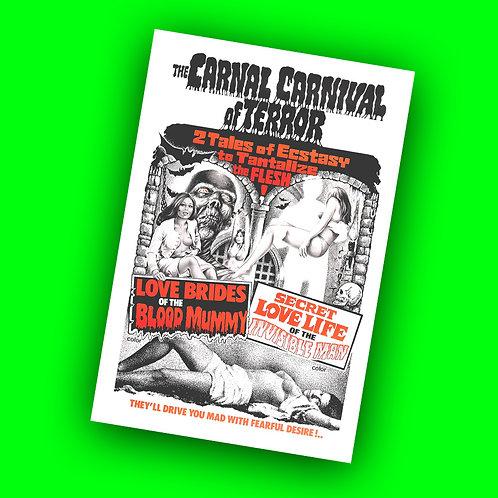 Carnival of Terror Poster