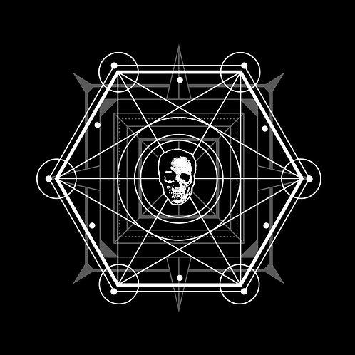 Skull Grid T-Shirt