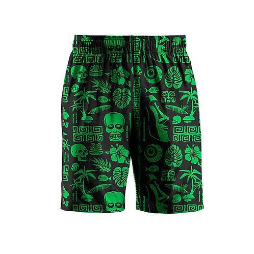 Weirdo Tiki Shorts