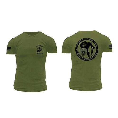 Custom Unit Bella+Canvas Brand Somalia Short Sleeve T-Shirt