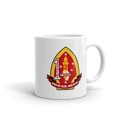 1/2 Double Sided Mug