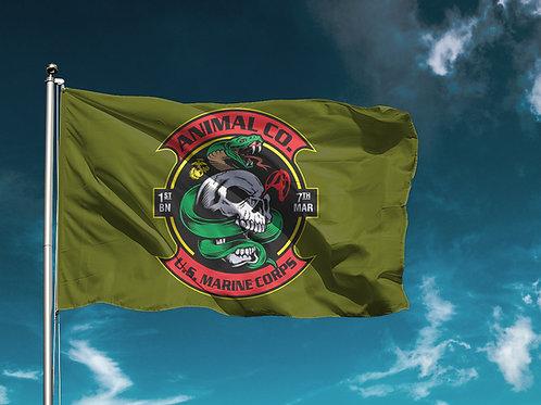 Animal Co. Flag