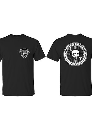 Weapons Company White Ink T-Shirt