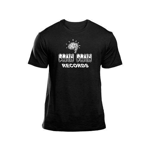 Brain Drain Records T-Shirt