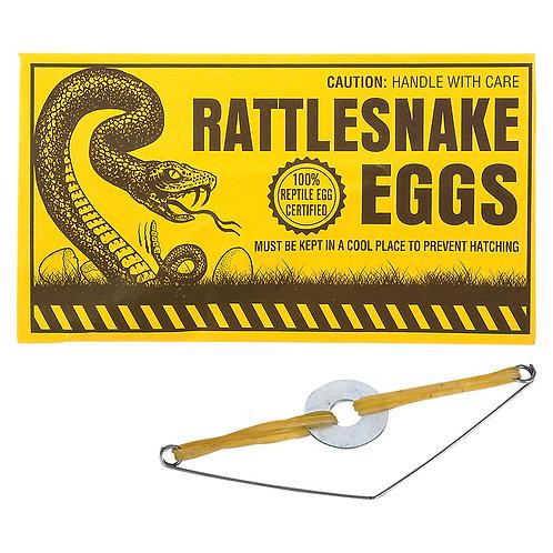 Rattlesnake Eggs Prank