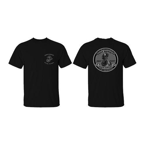 Baker Co. Gray Ink T-Shirt