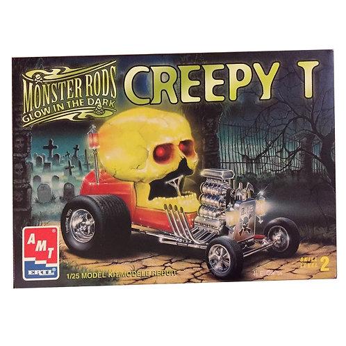 Creepy T Scale Model