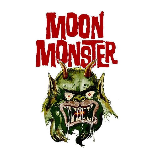 MOON MONSTER T-SHIRT