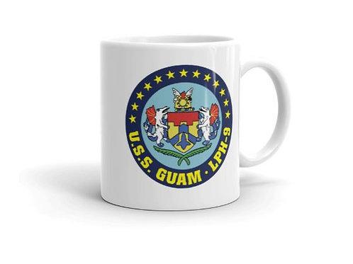 USS Guam Coffee Mug (Emblem Version)