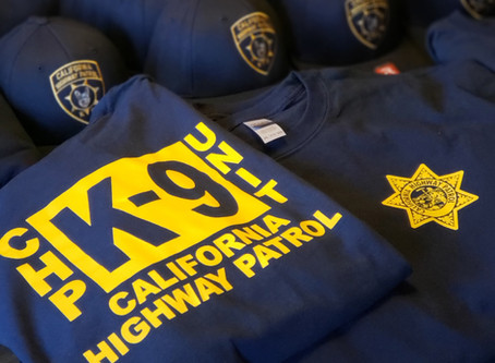 Trusted by the California Highway Patrol...