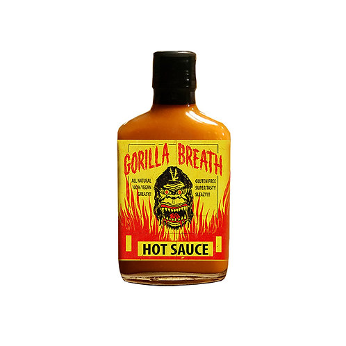 Gorilla Breath Hot Sauce