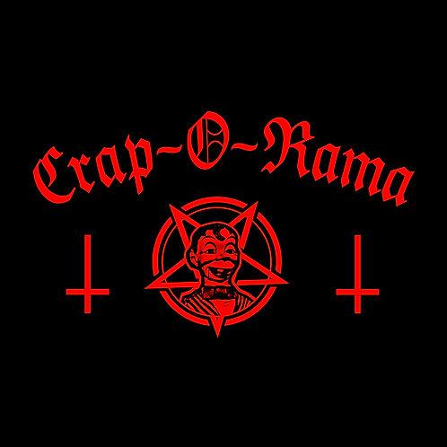 Crap-O-Rama Pentagram T-Shirt