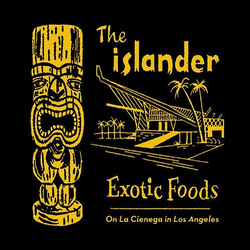The Islander Tiki T-Shirt