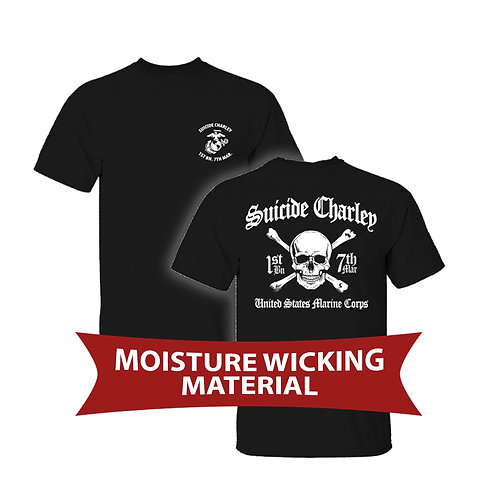 High Performance Black Short Sleeve Shirt