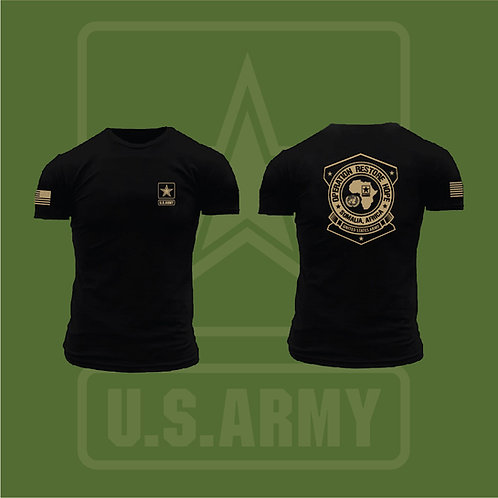 Army Version - Operation Restore Hope Short Sleeve T-Shirt