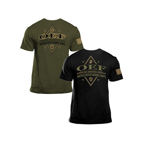 3/7 Operation Enduring Freedom T-Shirt