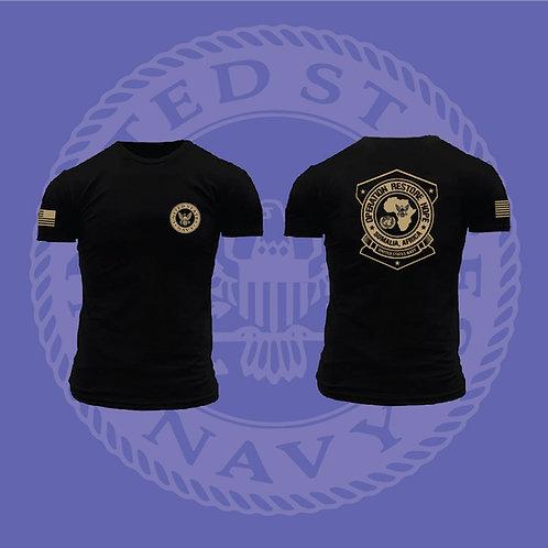 Navy Version - Operation Restore Hope Short Sleeve T-Shirt