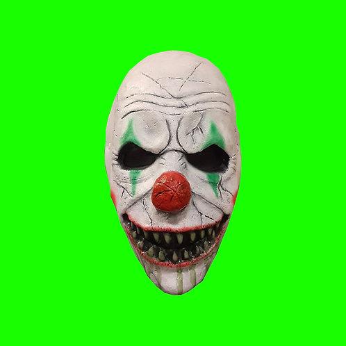 """Spazo"" the Clown Mask"