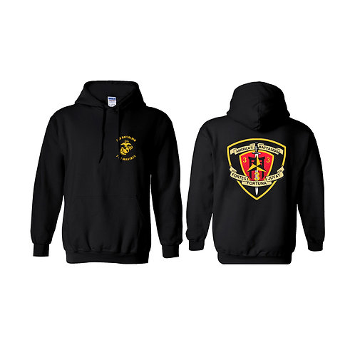 3/3 Banner Logo Pullover Hoodie