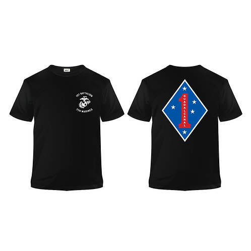 1/7 1st MarDiv Shirt