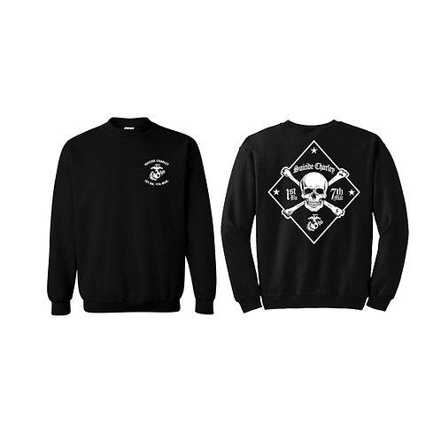 Suicide Crewneck Sweatshirt