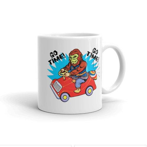 Gorilla Go Time Coffee Mug