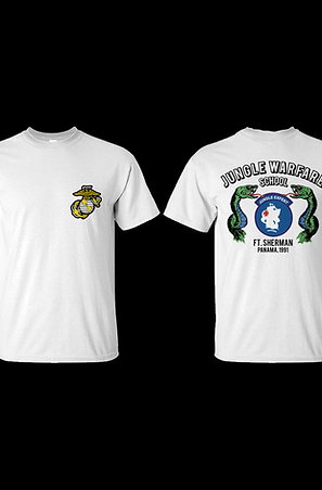 Jungle Warfare School T-Shirt