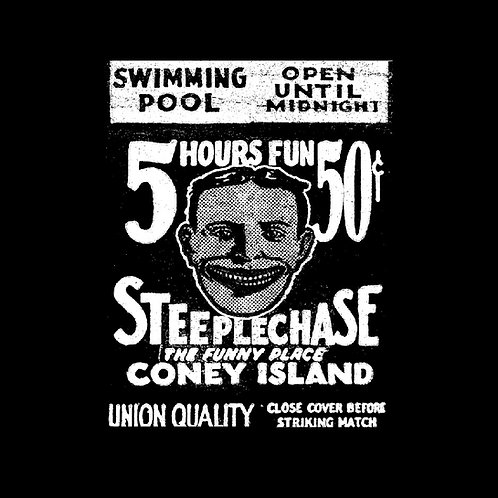Coney Island Steeplechase T-Shirt