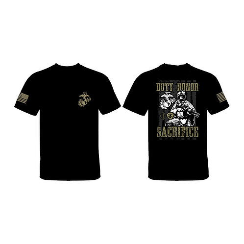Duty Honor Sacrifice T-Shirt