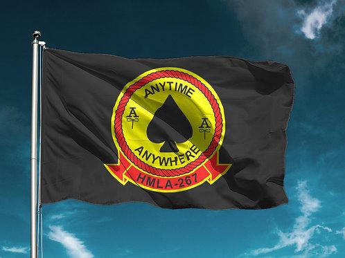 HMLA-267 Black Flag