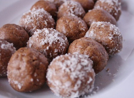 Coco Cashew Energy Ballz Recipe