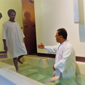 세례식 Baptism