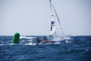 Nacra17 世界選手権選考 Day3