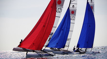 Nacra17 世界選手権選考 Day2