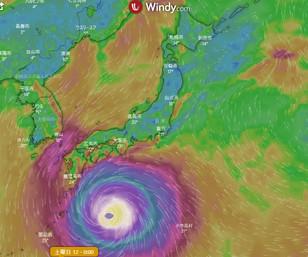 Hagibis(Typhoon 19)