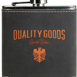 Decorative Texture Stainless Steel Flasks