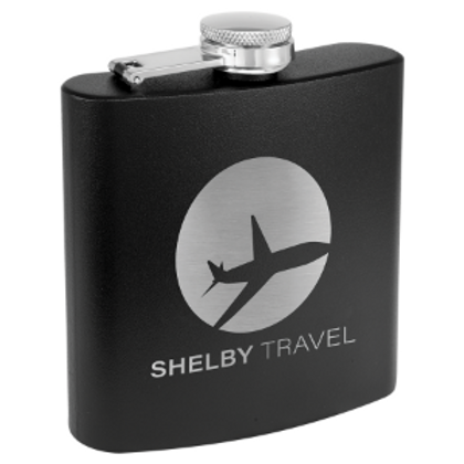 Powder Coated Stainless Steel Flasks