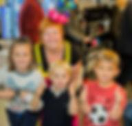 Grimballo Saartje Glittertattoo & Kindergrime