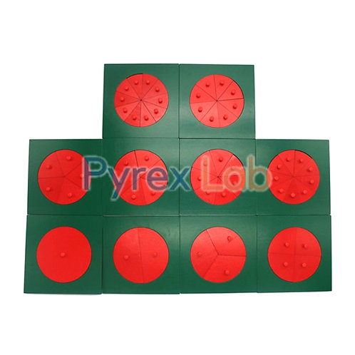 Fraction Of Circle (Wooden)