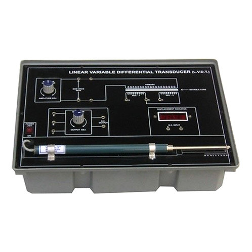 Linear Variable Differential Transducer Trainer