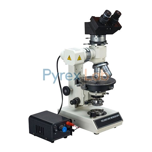 Binocular Ore Microscope