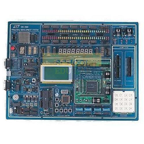 Advanced FPGA Development System Trainer