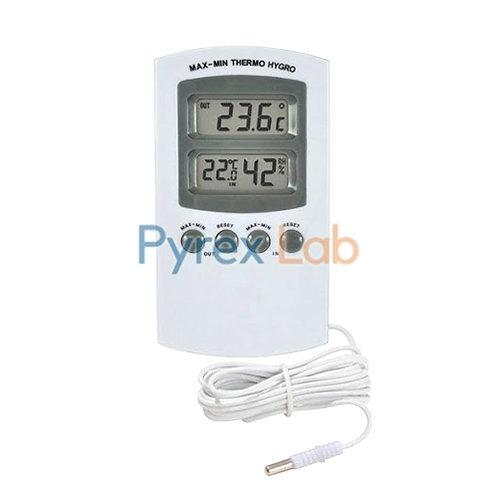 Maximum Minimum Indoor Outdoor And Hygrometer