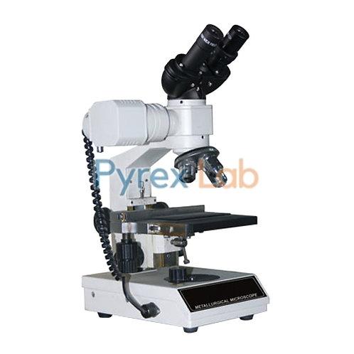 Monocular Upright Metallurgical Microscope
