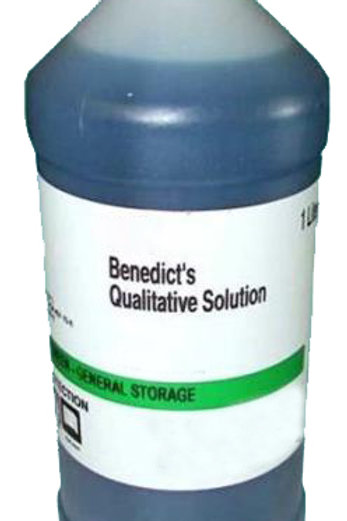 Benedicts Solution