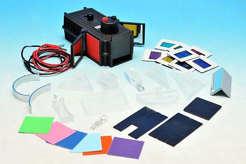 Ray Box Optical Set
