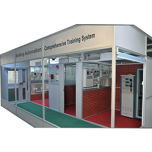 Building Automation Engineering Skill Training Evaluation System
