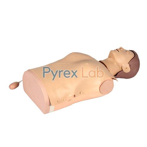 Basic CPR Manikin Half Body With Monitor