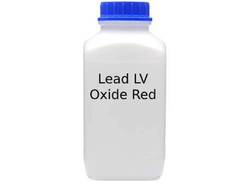 Lead LV Oxide Red